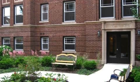 The Janice 619 621 Brummel Street Evanston Il Apartments For Rent