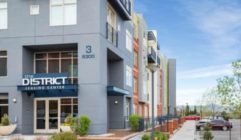 The District - E Hampden Avenue | Denver, CO Apartments for Rent ...