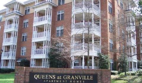 Queens At Granville Queens Road Charlotte Nc