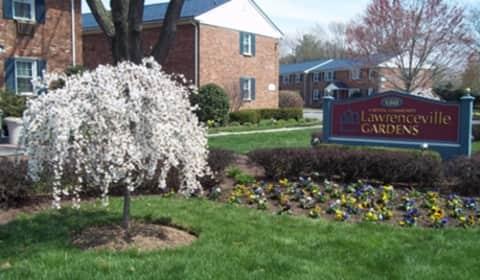 Lawrenceville Gardens Apartments Franklin Corner Road