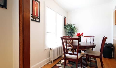 Furnished Options Only Available Through Team Housing Solutions