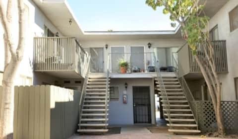 Villa Mollison North Mollison Avenue El Cajon Ca