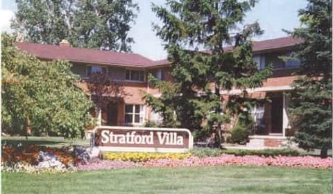 Stratford Villa Apartments In Oak Park