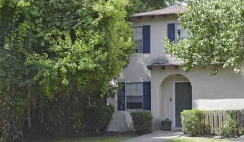 Spanish Villa Apartments Savannah Ga