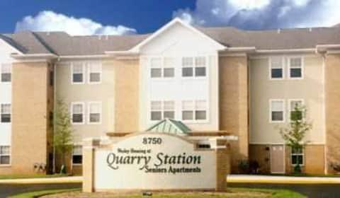 Quarry Station Apartments Quarry Rd Manassas Va