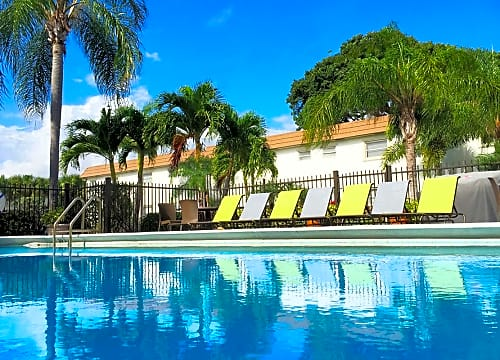 Take a dip in our sparkling swimming pool or kick back and relax on our expansive sundeck.