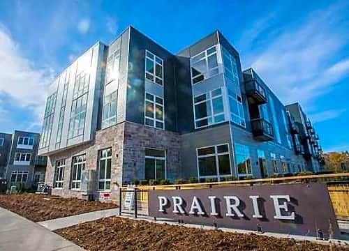 Welcome to our new building Prairie.