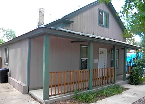 High Quality Front Covered Porch Next To Off Street Parking
