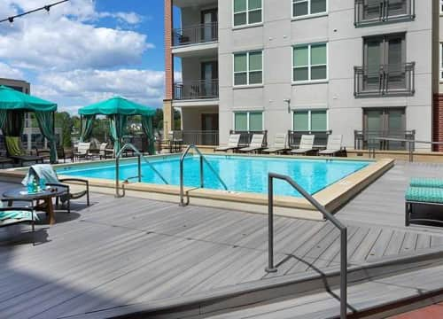 Entertainment Deck- Pool