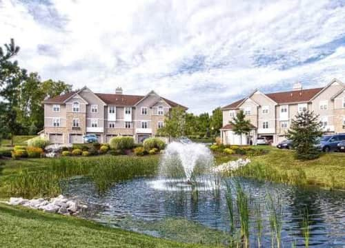 Come home to a gorgeous view and luxury at your fingertips