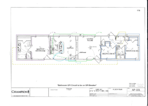 Floorplan 1680-261