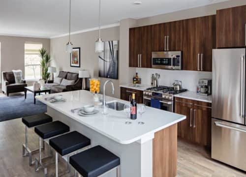 Townhome Signature Collection Kitchen