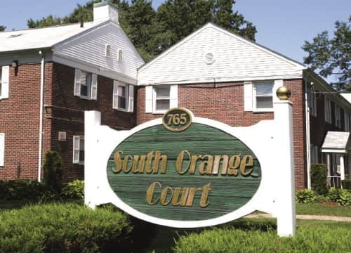 South Orange Court Welcome
