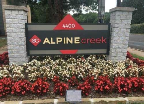 Welcome to Alpine Creek