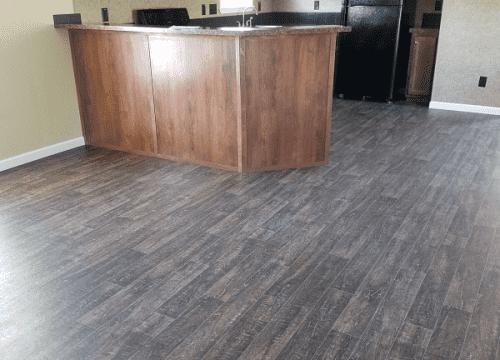 Kitchen/ Living Room Area