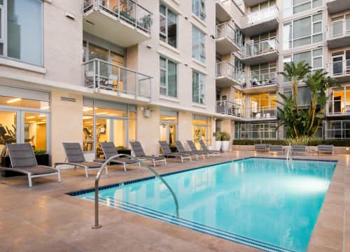 furnished apartments san diego hillcrest apartment best views of downtown ca  .