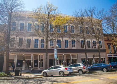 The Lamar Apartments in Downtown Macon GA