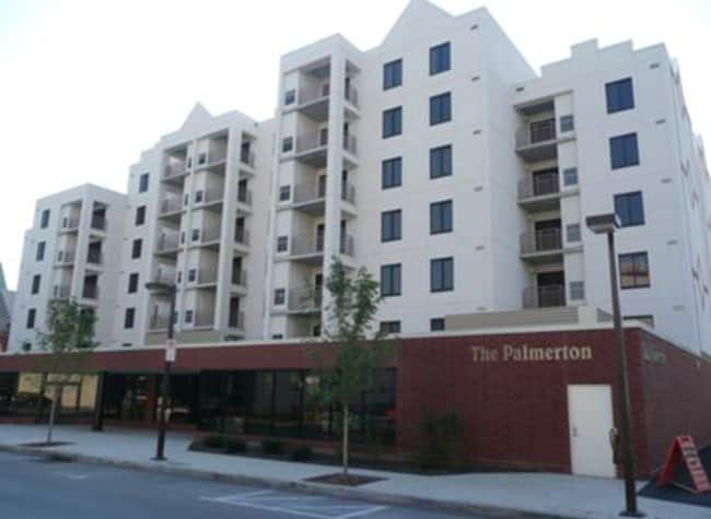nice apartment complex. By far the largest apartment complex on west side  The Palmerton is another popular choice for students apartments are nice spacious and clean Top 10 Best Apartments in State College Magazine