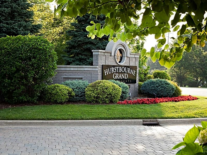 Welcome home to Hurstbourne Grand Apartments!