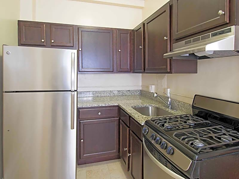Renovated Kitchens Available in Select Apartments