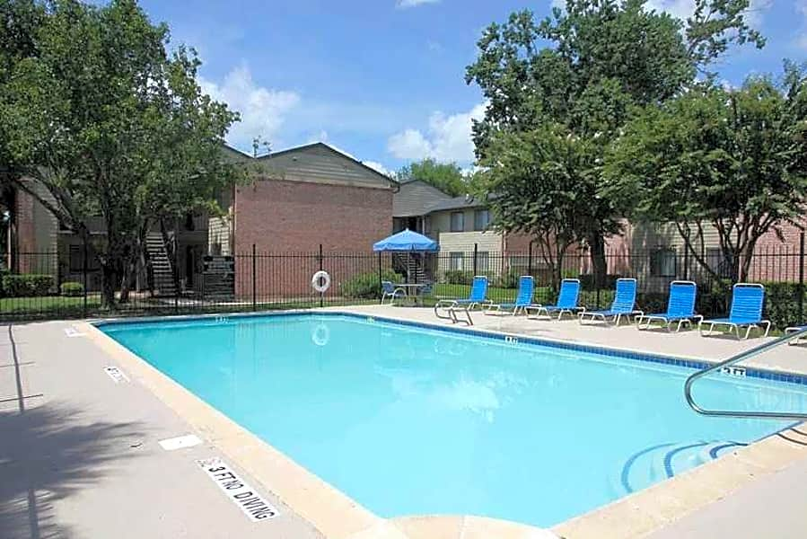 Park Place Apartments, Pearland, Texas --  Pool
