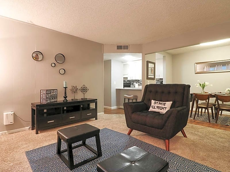Two Bedroom - Large Open layout