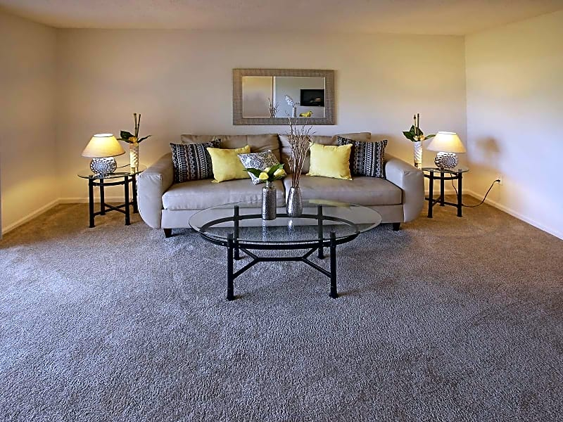 Expansive Living Rooms