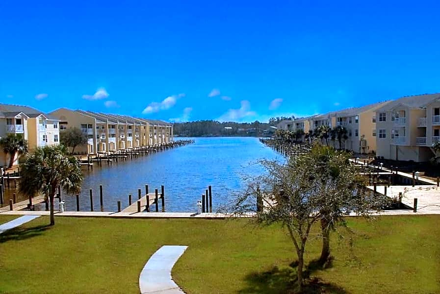 Water Front Living