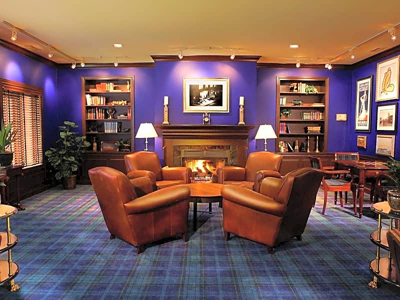 The Seville Room resident lounge with free Wi-Fi and HDTV