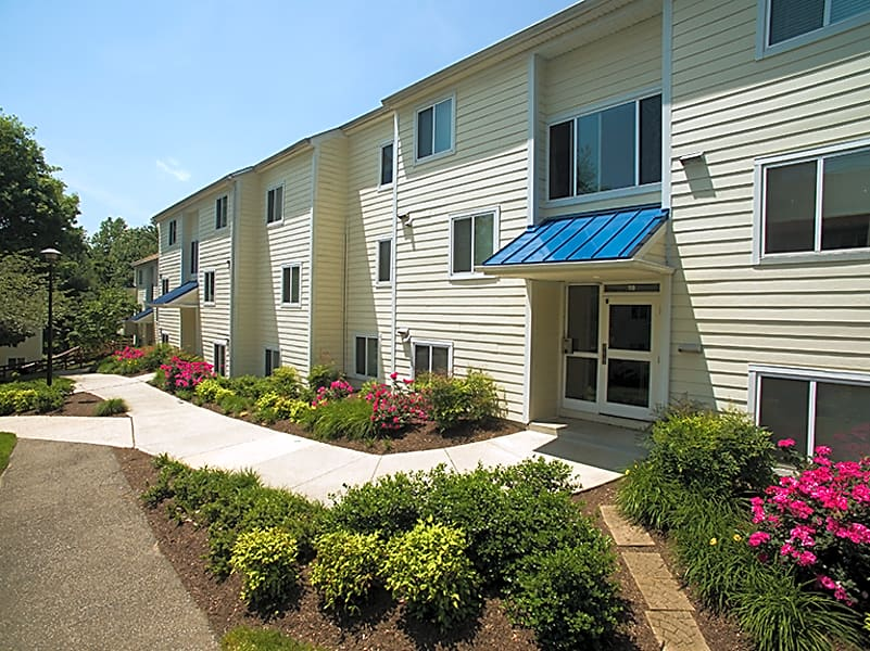 West Woods Apartments Exterior