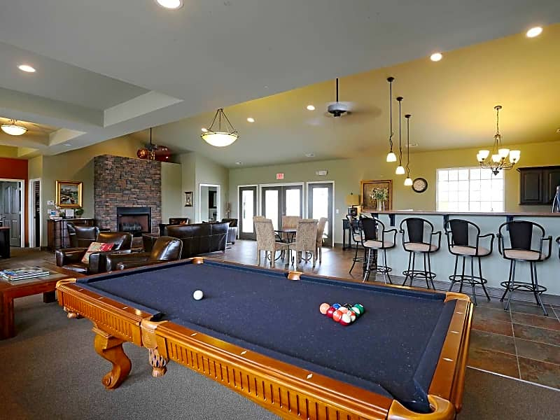 Rentable Clubhouse with Billiards