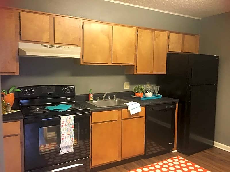 1bed Large 577sq.ft kitchen