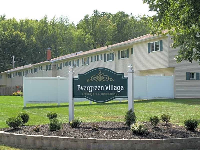 Welcome to Evergreen Village Apartments!