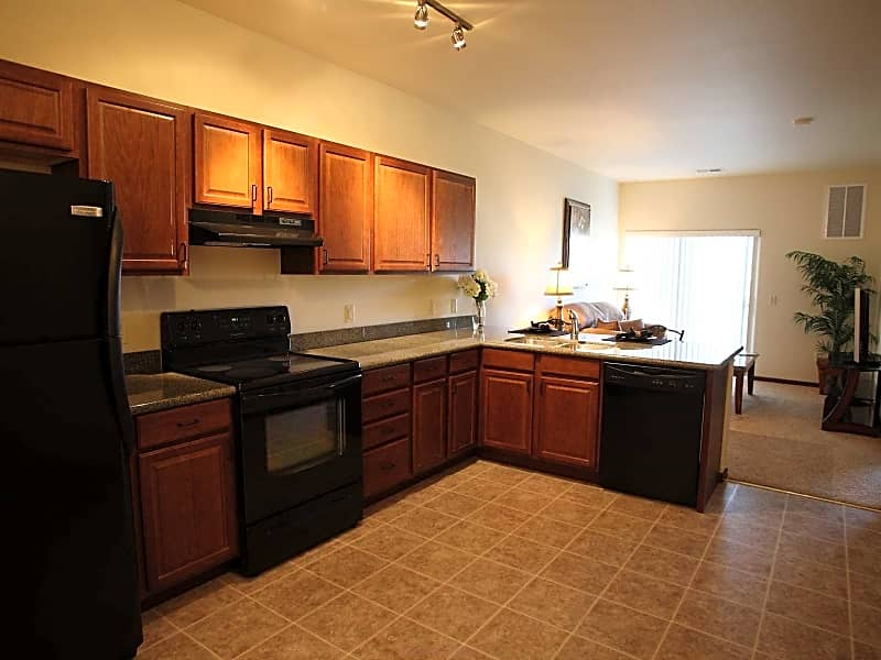 Paramount Place- 1 bedroom Kitchen
