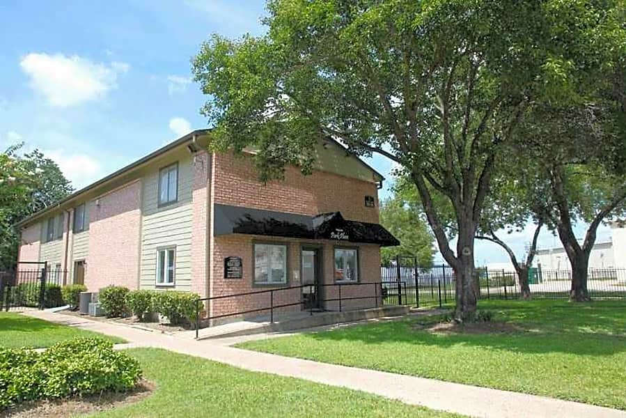 Park Place Apartments, Pearland, Texas --  Exterior Office