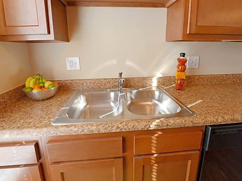 Townhouse Double Kitchen Sink