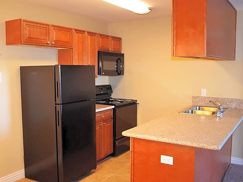 Upgraded Kitchen in Select Units