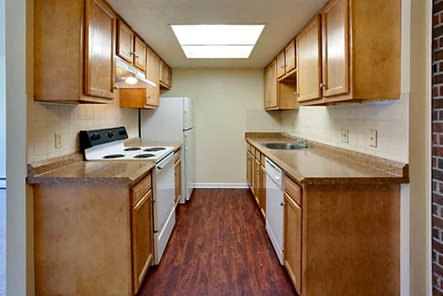 1 Bedroom Unit - Kitchen - All Appliances Included