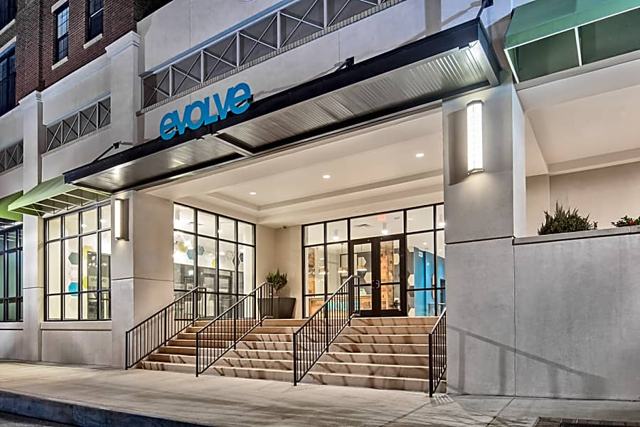 Evolve Auburn Main Entrance