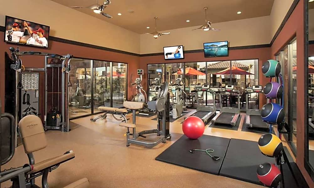 Relieve Stress in Our State of the Art Fitness Center