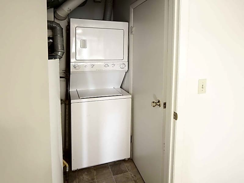Washer and Dryer- Townhomes
