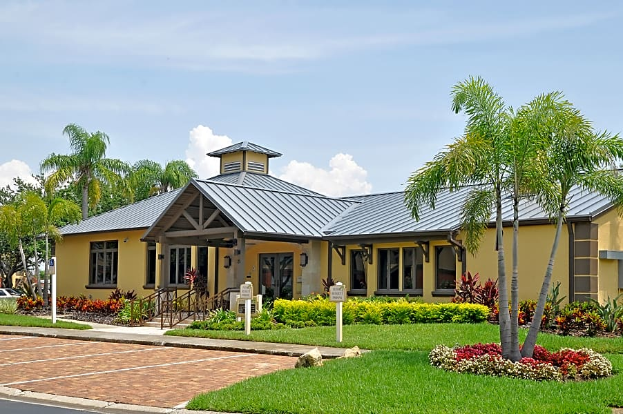The Palms of Clearwater Clubhouse