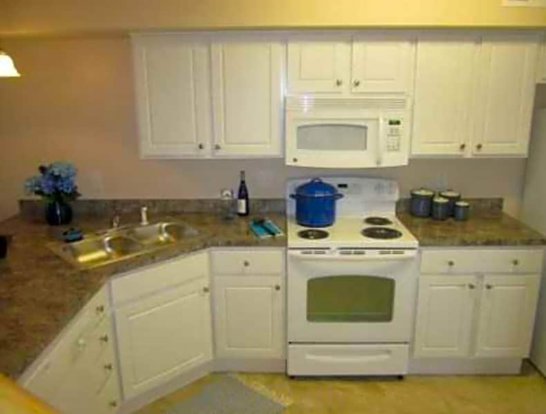 Renovated Townhome Kitchen