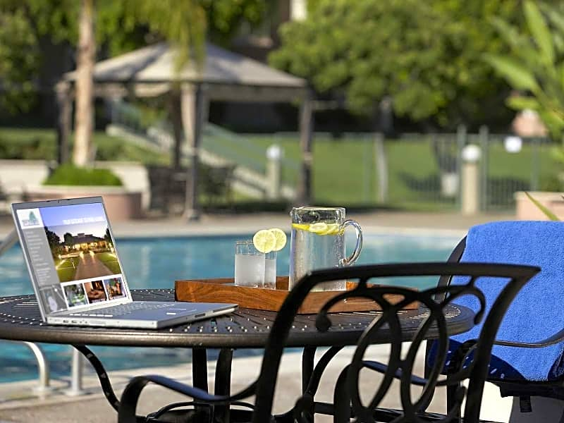 Complimentary Wi-Fi Poolside