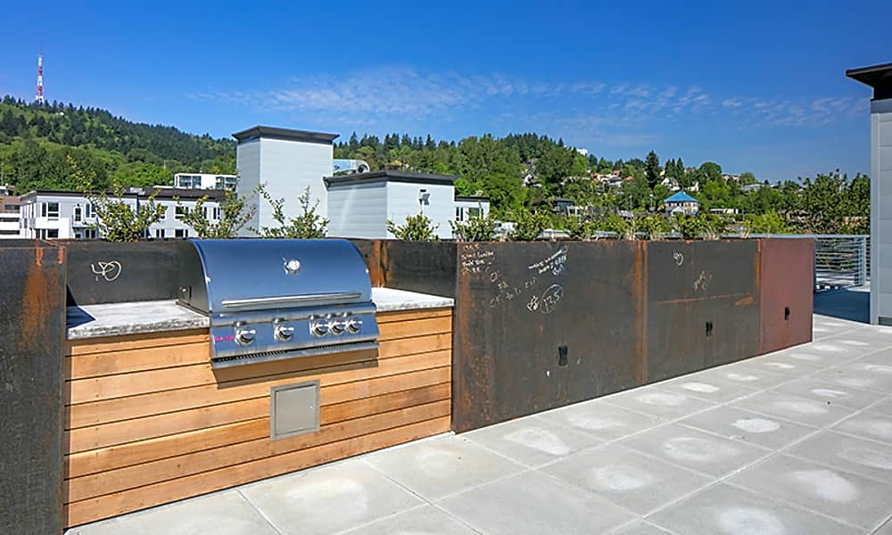 Rooftop Grill