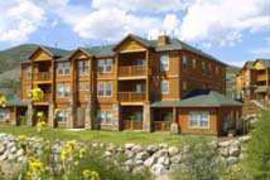 Exterior apartments