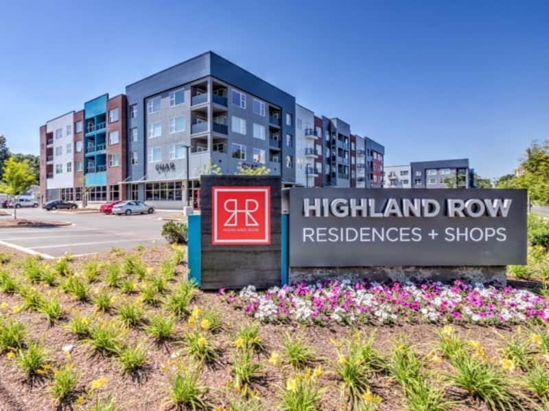 Highland Row