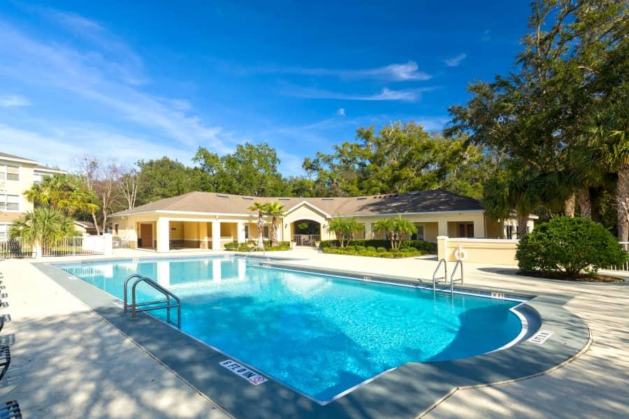 Leigh Meadows Pool