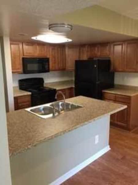 Premium renovated kitchen