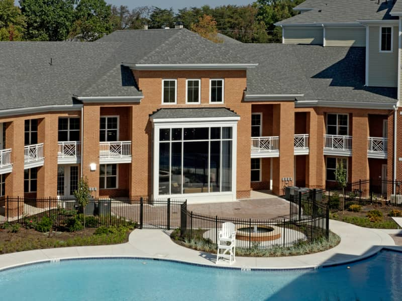 The Clubhouse at Serenity Place at Dorsey Ridge